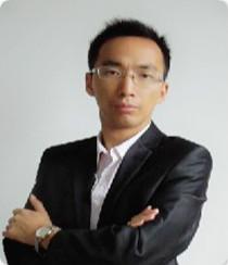 贺勇——中网管家总经理,也是中网管家的创办人